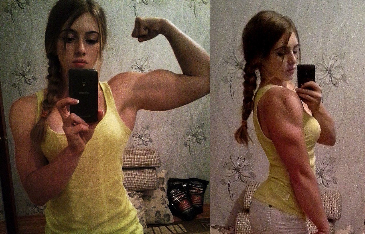 Русские девушки качки фото