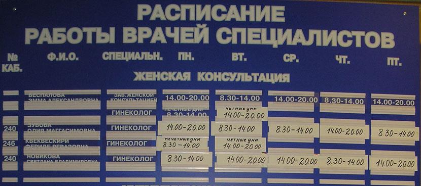 как выяснить работу профессионалов в детской поликлинике 1 в челябинске